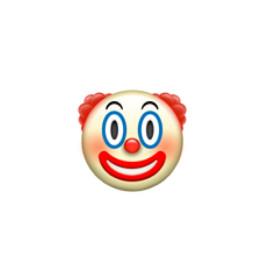 clown stupid freetoedit