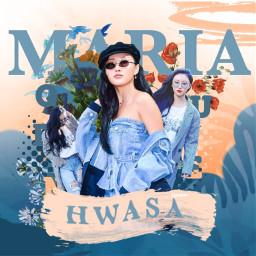 maria hwasa edit