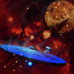 freetoedit spacetraveler turbulence adventure startrek