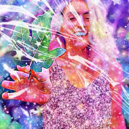 freetoedit freestyle rainbow happy glitter