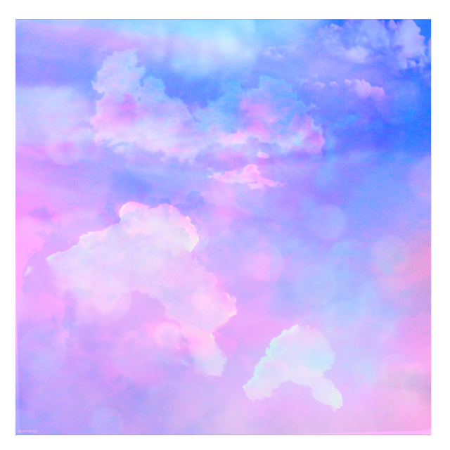 #freetoedit #ftestickers #background #sky #clouds #candyminimal #aesthetic #colorful #pastelcolors