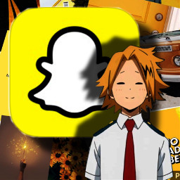 app icon anime snapchat bokunoheroacademia freetoedit