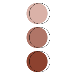 freetoedit pink pallete palette orange