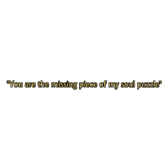 freetoedit quote quotes puzzle piece