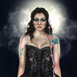 charmed madebyme mydraw draw witch pruehalliwell mydrawing drawing magic magical stars