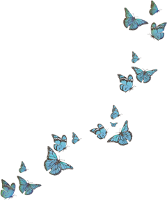 freetoedit butterfly trending blue aesthetic