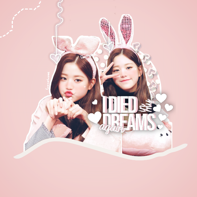 . #edit #wonyoungizone #wizone #pink #izone #izonewonyoung #bunny #soft #aesthetic #cute  ->- #editzzzzz #bloomiz #heartiz