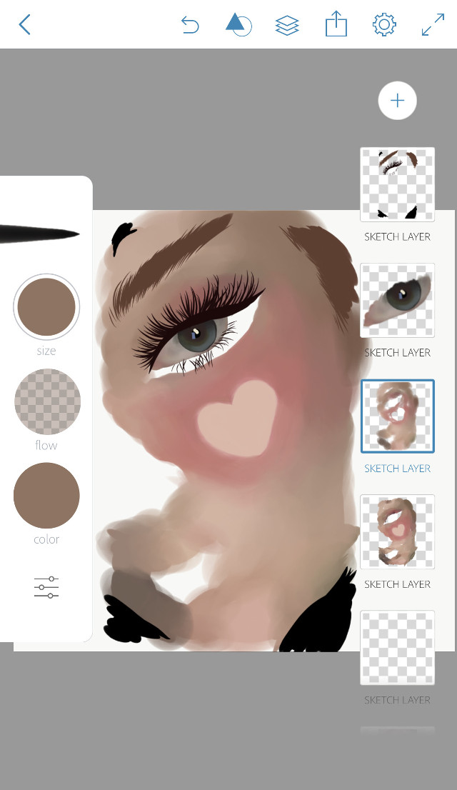 Blending is so much work! 😭
