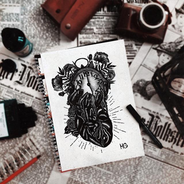 #artwork #artworklovers #drawing #drawingart #selfmade #picsart #picsartlife #germany
