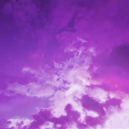 sky background photography purple clouds freetoedit