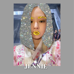 freetoedit kpop jennie blackpink newstyle