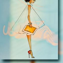 fashion lady girl surreal madewithpicsart freetoedit
