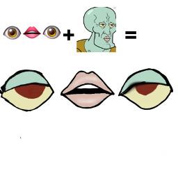 handsomesquidward emoji hawtdude