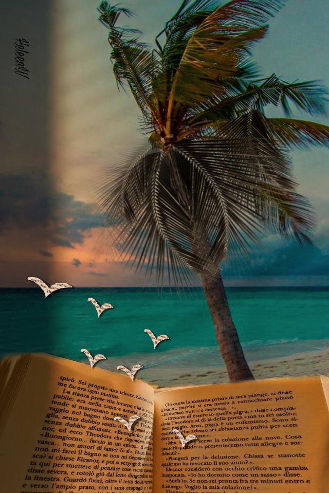 𝑺𝒆𝒂𝒈𝒖𝒍𝒍𝒔 𝒐𝒇 𝒕𝒉𝒆 𝒃𝒐𝒐𝒌𝒔 𝒇𝒍𝒚𝒊𝒏𝒈 𝒂𝒘𝒂𝒚 #vipshoutout to @_marti_  #shadowmask #shadoweffect #fantasy #editedwithpicsart #goldenhour #beach #summer #palm #imagination #madewithpicsart #editedbyme #freetoedit