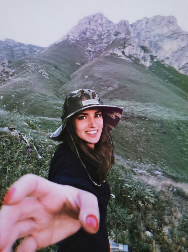#mountain #mountainview #khustup #summer #summer2020  #freetoedit  hiking #green #picsart #picsartedit #blur #hat #armenia #hikingtime #edit #weekend #weekendvibes