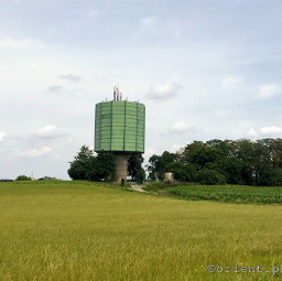 watertower field nature landcsape orient_photos