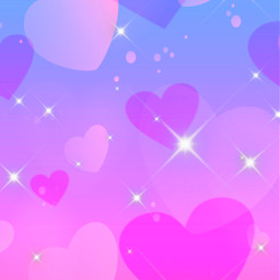 freetoedit glitter sparkle galaxy hearts