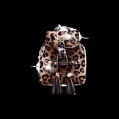 bag rucksack leopardprint moschino designer schoolbag freetoedit
