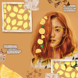 freetoedit limones aesthetic canva srcfreshlemons freshlemons