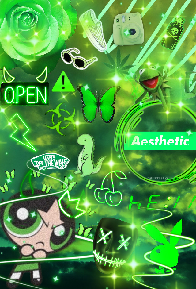 #greenaesthetic #greenbackround #asthetic #green #black #background #stickers  #freetoedit