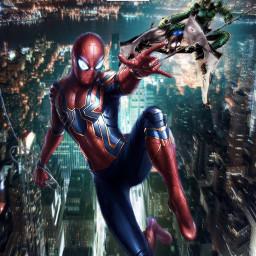 freetoedit spiderman greengoblin marvel heroes