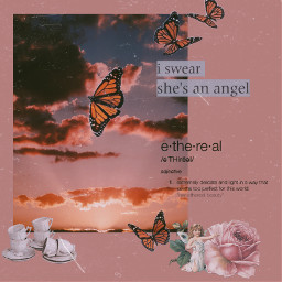 freetoedit etheral angel dreamy aesthetic