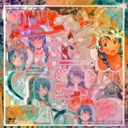 megumitadokoro foodwars animeedit animegirl aidorikun