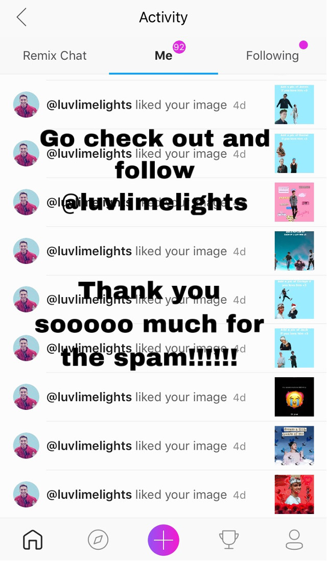 Thank you soooo much!!!💖💖 @luvlimelights