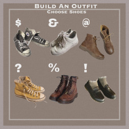 freetoedit shoes moodboard buildanoutfit boots