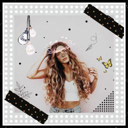 freetoedit girl editedbyme remix