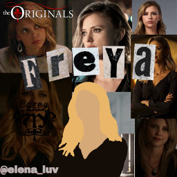 freyamikaelson theoriginals freetoedit
