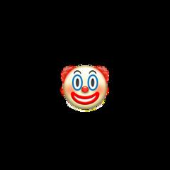 freetoedit clown clownemoji iphone emoji