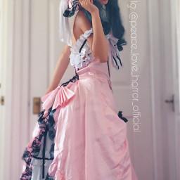 cosplaygirl blackbutlercosplay ciel cielphantomhive blackbutlerciel freetoedit