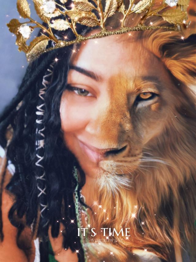 #freetoedit #leo #leoseason #itstime #interesting #people #photography #selfie #beautiful #crown