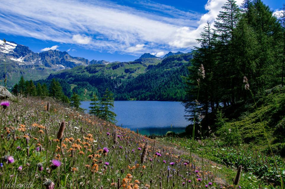 HAPPY WEEKEND DEAR FRIENDS👋😃👍#freetoedit #naturephotography #landscape #mountain #scenery