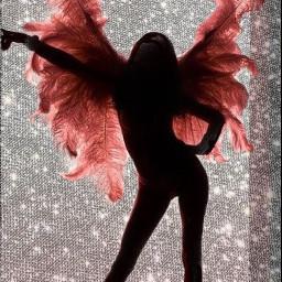 aesthetic pinkaesthetic glitteraesthetic glittermask pink freetoedit