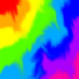 freetoedit rainbow wallpaper