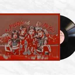 gidle albumcover kpop freetoedit