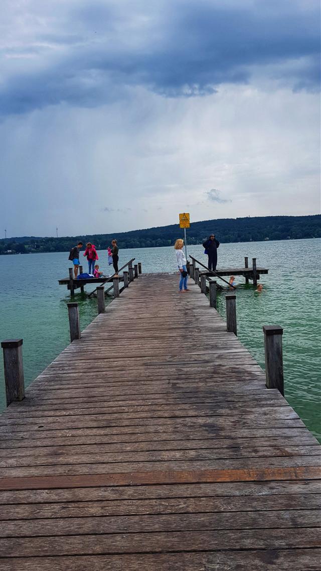 Starnberger See   °• •° #freetoedit  #bavaria  #photography  #travel #summer #people