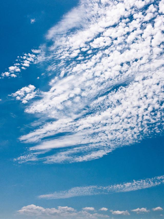 Sky 💙  #photography #photographer #picsart #picoftheday #travel #sky #followme #interesting #summer #blue #clouds #freetoedit