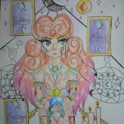pastel pastelgirl pastelaesthetic pastelpink moon