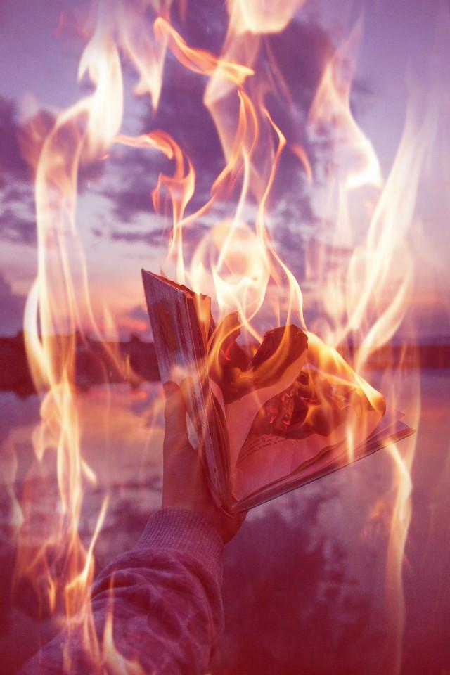 #freetoedit #fire#burningflame #edit##flame#fireflames