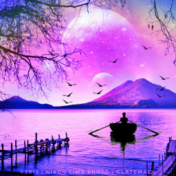 freetoedit vipshoutout surreal photomanipulation rainbow