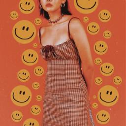 vintage smile 90s vibes mood freetoedit