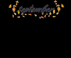 freetoedit september calendar septembercalendar fall