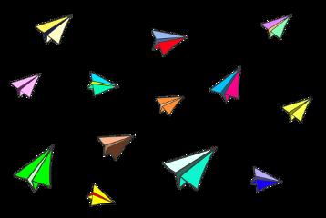 freetoedit airplane paper airplanepaper background