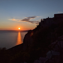 freetoedit sunset sunsetlover island croatia