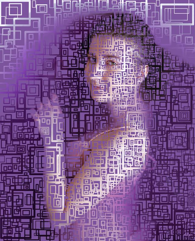 □ #myedit #myremix #myentry #colorful #erase #squares #lavendercolor #lavender  #irclilacwater #lilacwater