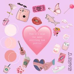 freenottoedit pink love cute freetoedit