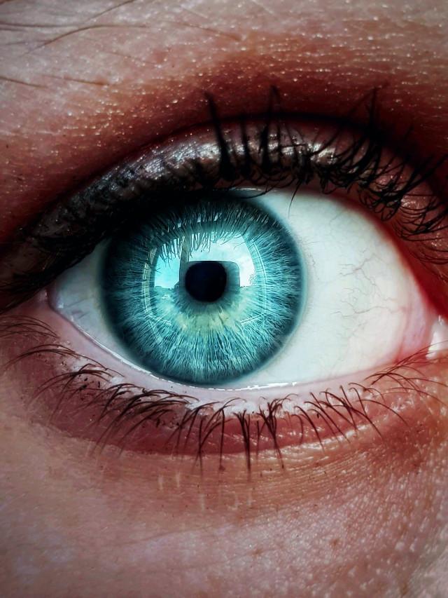 #freetoedit #eyecloseup #blueeye #blue
